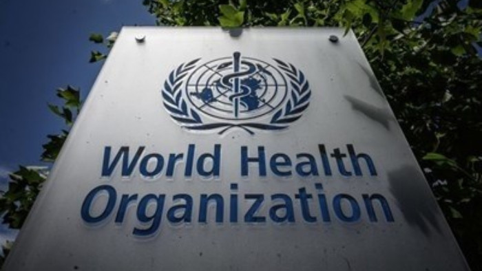 Световната здравна организация (СЗО) каза днес, че в глобален план