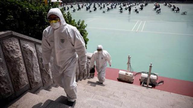 Над 50 новозаразени с коронавируса за денонощие в Южна Корея