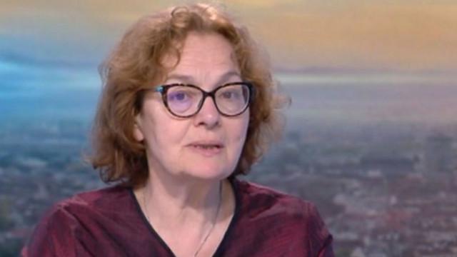 Проф. Румяна Коларова: Работата на комисията в НС е предизборна кампания