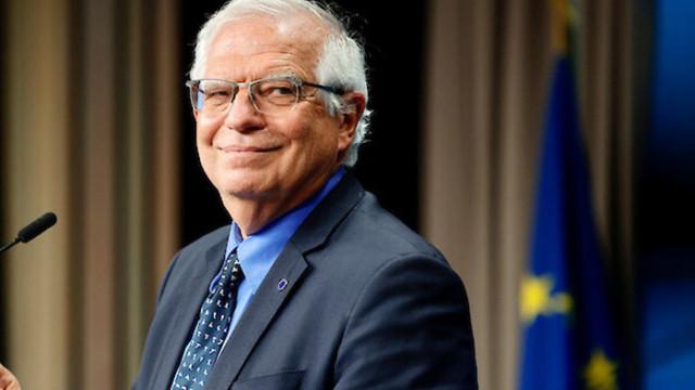Борел: ЕС не иска ескалация с Русия