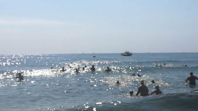 1000 х 1000 на 1 август на Южния плаж във Варна