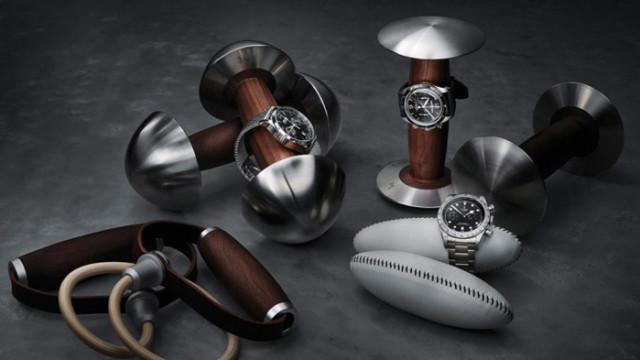 Луксозни спортни уреди, дъмбели, ролкови уреди и още от модните диктатори като Hermès и Prada