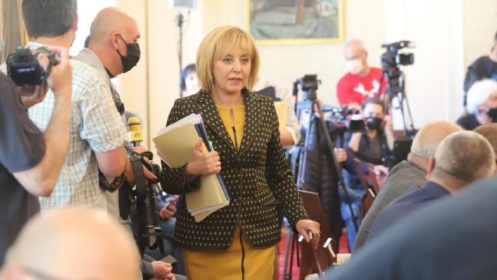 През миналата седмица станахме свидетели как комисията на Мая Манолова,