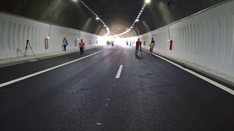 Три варианта за тунел под Петрохан съгласуват от Агенция