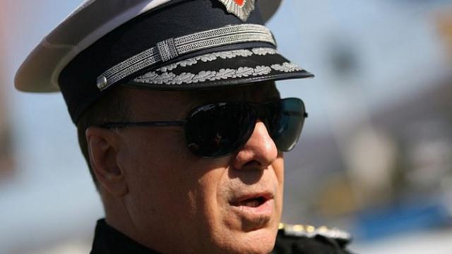 Арестуваха бившия началник на столичния КАТ - Тенчо Тенчев