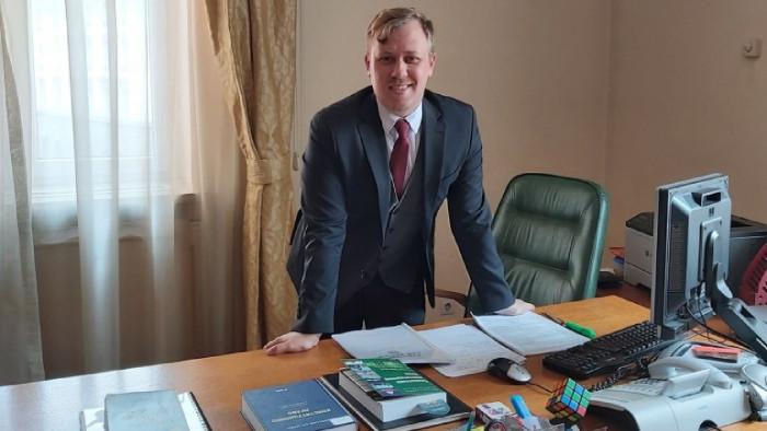 Димитър Стоянов, експерткъм политическия кабинет набившия вицепремиер по правосъдната реформаЕкатерина