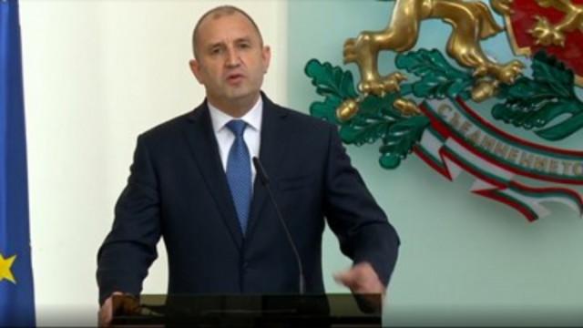 Израелският президент пред Радев: Израел иска деескалация на напрежението
