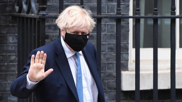 Британският министър-председател БорисДжонсън заяви в четвъртък, че е