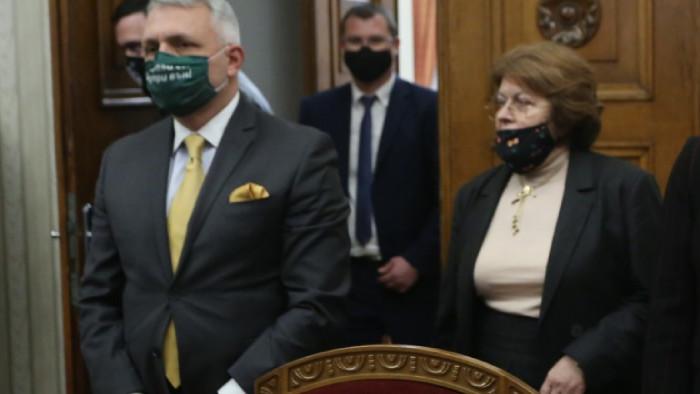 Татяна Дончева и Николай Хаджигенов изпаднаха в спор за името