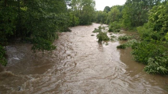 Опасност от наводнения във водосборите на Искър, Марица и Места
