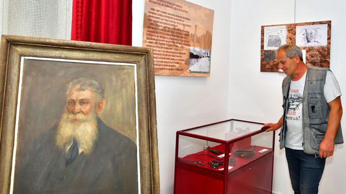 Изложба по повод 165 години от рождението на Анание Явашов в Разград