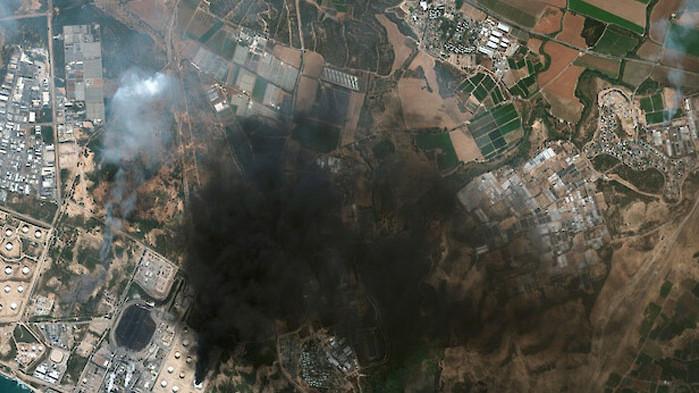 Израел с най-мащабната атака срещу цели в Газа