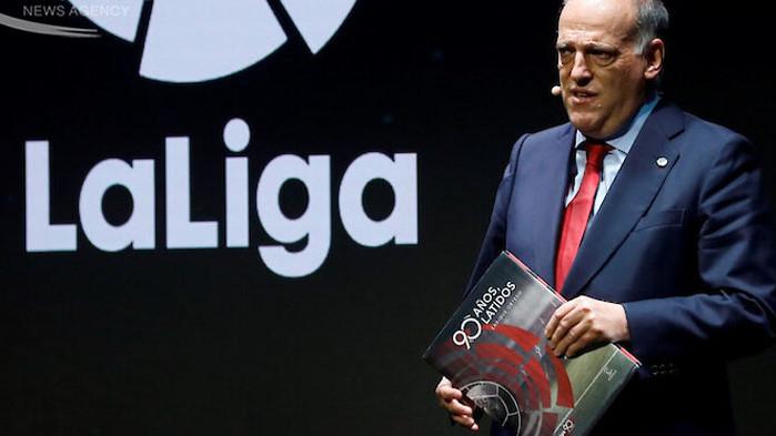Американският спортен канал ESPN придоби телевизионни права за испанската Ла