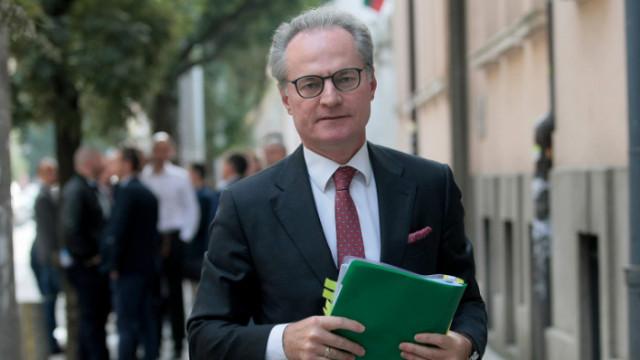 Шефът на ВКС Лозан Панов обжалва решението на ВСС да не разследва Георги Ушев