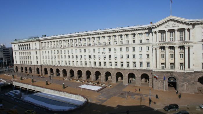 Със заповед на премиера Стефан Янев са назначени нови заместник-министри