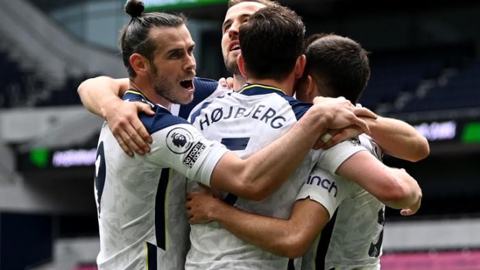 Тотнъм постигна важна победа с 2:0 над Уулвс у дома.