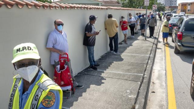 COVID-19: САЩ отчетоха още 1 536 жертви и над 20 000 новозаразени за денонощие