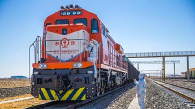 Броят на товарните влакове между Китай и Европа достигна 38 000
