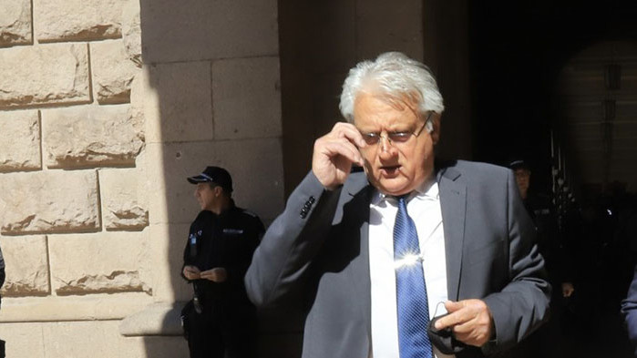 Пламенна защита в подкрепа на вътрешния министър Бойко Рашков изля
