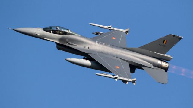 САЩ са започнали производството на изтребителите Ф-16 за България