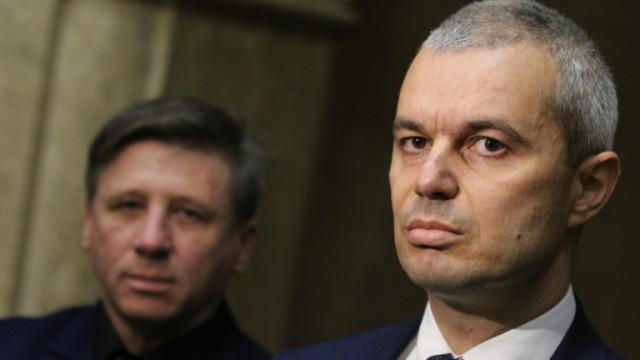 """Грандомания: Костадинов се засилва да прави Патриотичен фронт, но само под знамето на """"Възраждане"""""""