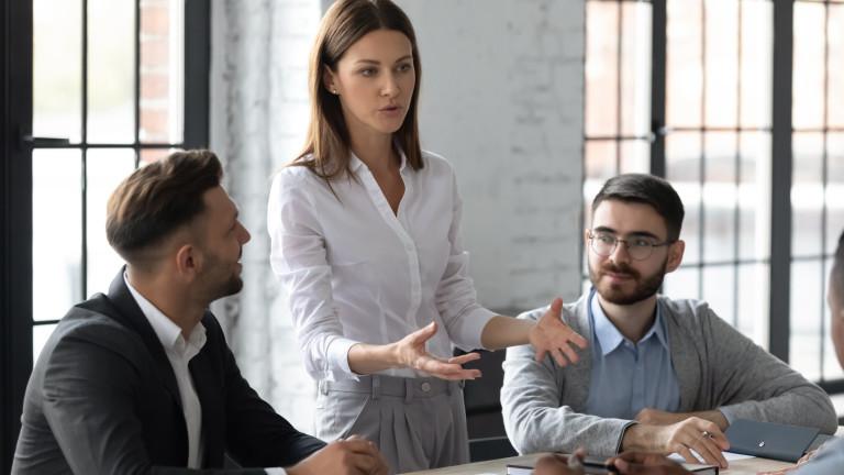 Важната роля на жените във всеки екип