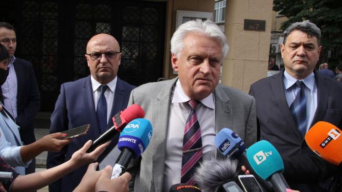 """Министърът е снел доверието си от шефа на дирекция """"Вътрешна"""