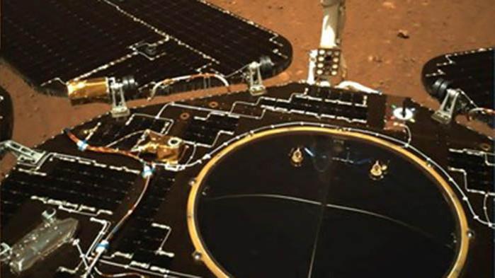 CNN: Проучването на Марс демонстрира технологичния прогрес на Китай