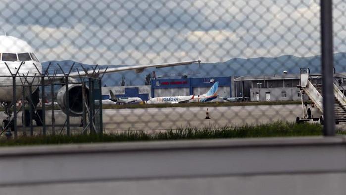 Самолет е кацнал аварийно на летище
