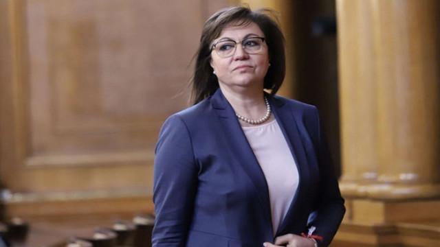 Нинова: БСП няма да издига Георги Първанов за президент