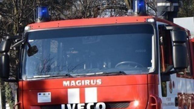 Пожар избухна в най-голямата полска мина за лигнитни въглища