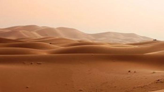 Вижте кое е най-горещото място на Земята