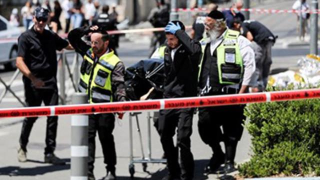 Палестинец рани с нож двама израелци в Ерусалим