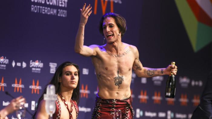 """Победителят от """"Евровизия"""" с отрицателен тест за наркотици"""