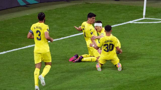 Виляреал победи Манчестър Юнайтед във финала на Лига Европа