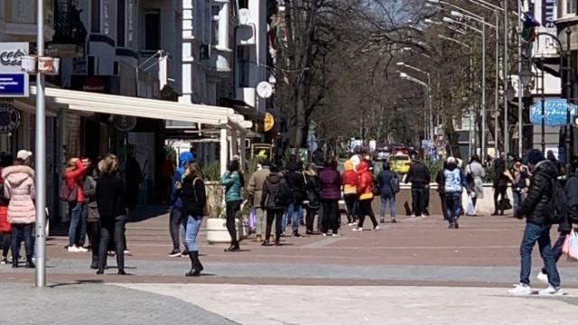 1563 безработни в област Варна са постъпили на работа през април 2021 г.