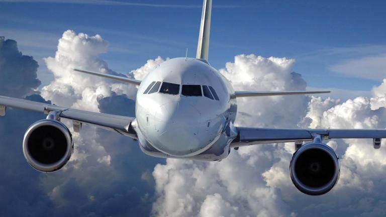 Американската федерална авиационна администрация (FAA) препоръчва пътническите самолети далетят над