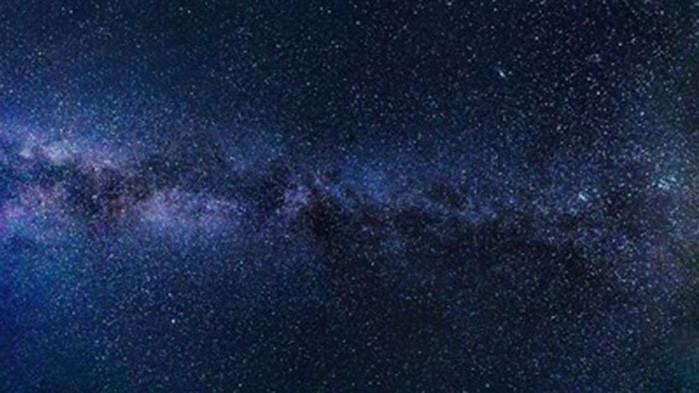 НАСА публикува нова снимка от сърцето на Млечния път