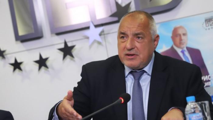 Според Борисов, служебният кабинет изпълнява мръсни поръчки срещу ГЕРБ, вместо