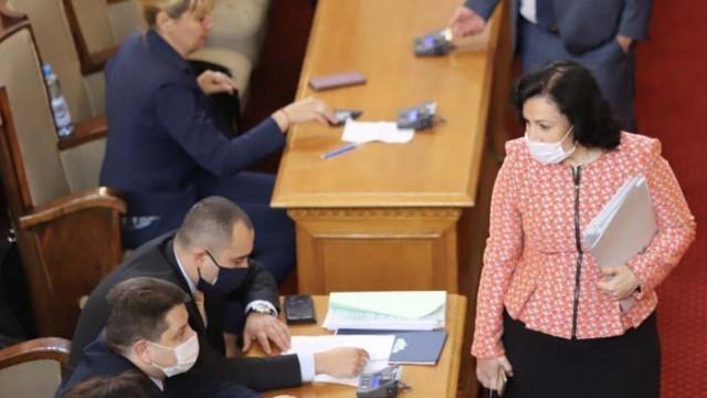 Десислава Танева: 100% проверка по прилагане на схемите за подкрепа за зеленчуците