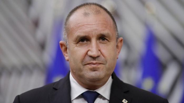 Другарят Радев се сети да коментира събитията в село Чешнегирово