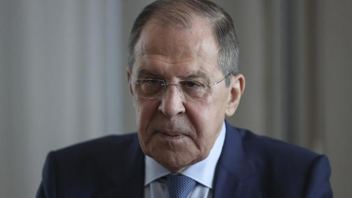 Руският външен министър СергейЛавров отново нарече Европейския съюз ненадежден партньор,