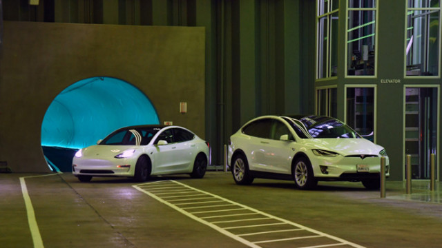 Илон Мъск, The Boring Company, Tesla, тунелите в Лас Вегас, в които ще се движат елетромобилите
