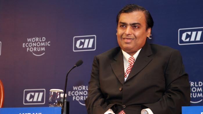 След като през последните години най-богатият човек в Индия насочваше