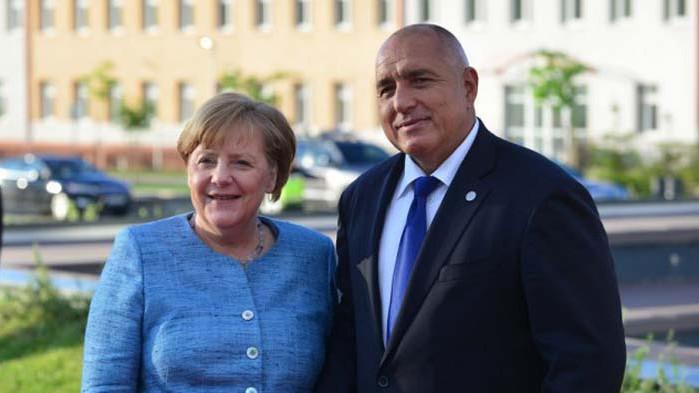 Борисов честити 75 години ХДС в Германия: Разчитаме на вас за съвет, пример, подкрепа