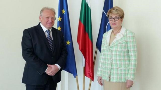 Министър Стоев: Между България и Русия съществуват дългогодишни традиции и приятелски отношения