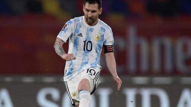 Чили удържа Меси и Аржентина в световна квалификация