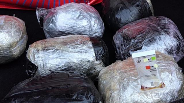 ГДБОП залови огромно количество хероин в сливенски склад