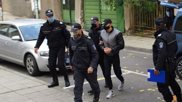 Задържаха сина на Васил Капланов- Каплата за заплаха за убийство