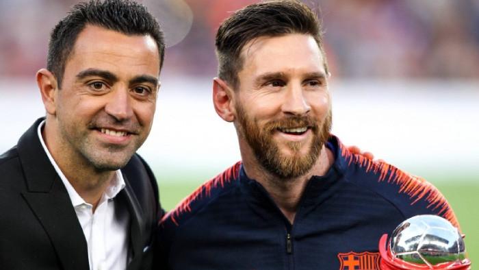 В момента легендата на Барселона Шави Ернандес води катарския Ал-Сад.